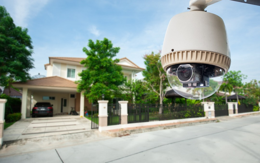 6 Best Locations To Install Security Cameras In Home