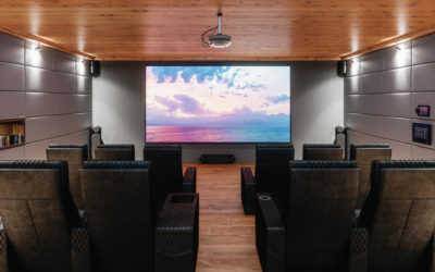 What to Think About when Installing a Home Theatre in Ottawa